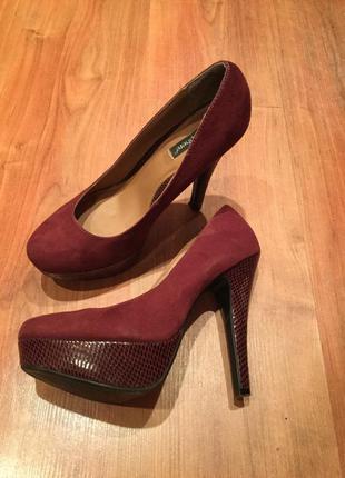 🌺⚜️удобные туфли  из натуральной кожи⚜️🌺