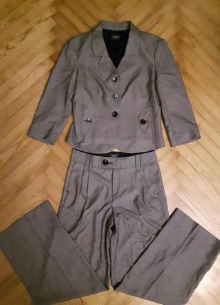 Брючный костюм от mexx! жакет-38р., брюки 34-р.