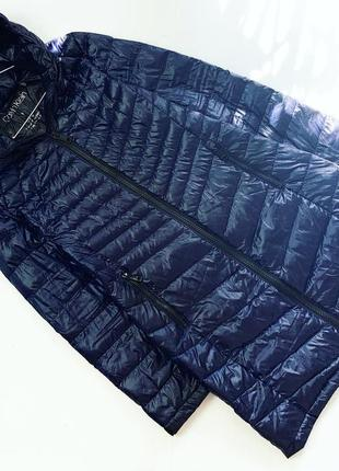Ультралегкое перьевое пальто calvin klein
