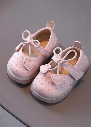 Туфлі на дівчинку туфли детские