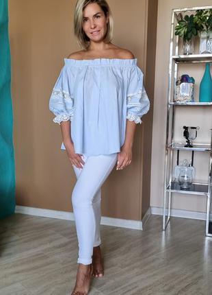 Рубашка/блуза /вышиванка kilibbi