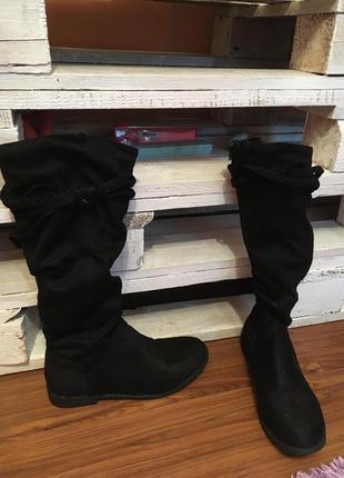 Ботфорди / сапожки ботинки