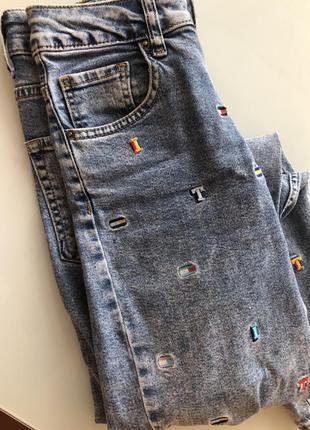 Женские джинсы, скинии, джинсы мом, штаны