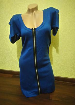 Платье со змейкой1