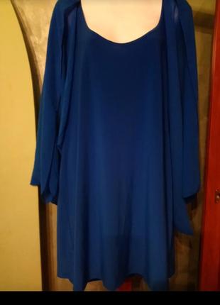 🌺 🌿 туника блуза большой размер 🌺 🌿 🌼