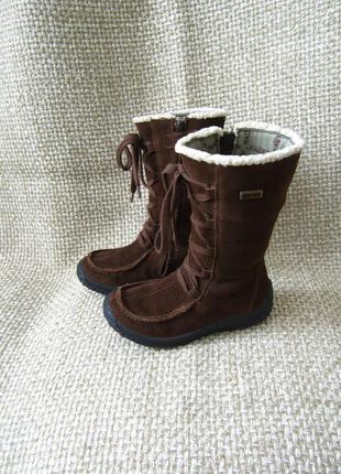 Чобітки зимові замша шерсть naturino розмір 27(17см) Naturino 566fe981d1431