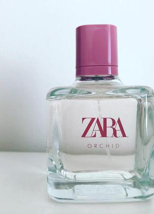 Духи парфюм парфумована вода 100 мл zara orchid