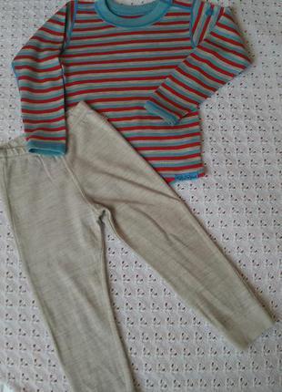 Термобілизна з мериносової шерсті теомо реглан штани термобелье шерсть мериноса штаны шерстяные поддева