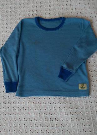 Термореглан з мериносової вовни теомо футболка шерсть мериноса термобілизна термобелье