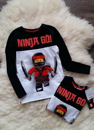Регланы ninja go by ovs (италия) на 4-7 лет (размеры 110-122)