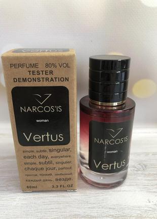 Бесплатная доставка  🚚 тестер духи vertus narcos'is вертус