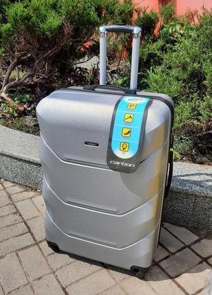 Дорожный чемодан carbon
