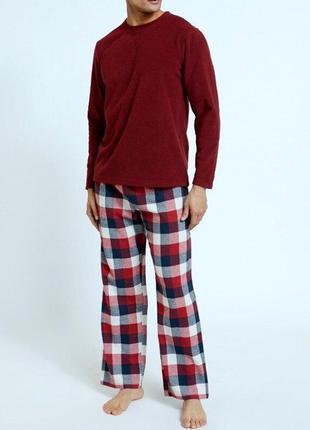 Размер л шикарная пижама из англии