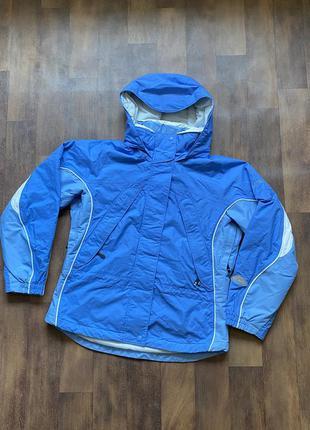 Женская зимняя куртка ветровка columbia sportswear company оригинал размер м