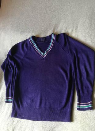 Школьный пуловер.11-13лет