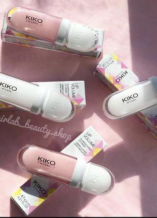 Bestseller lip volume від kiko milano