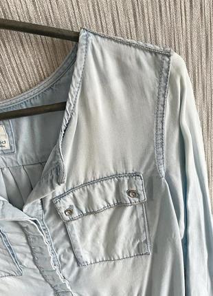 Кофта джинсова