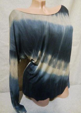 Блуза кофта блузка большого размера батал польша