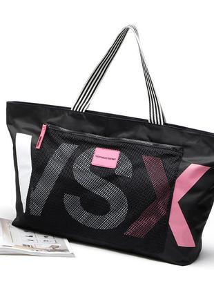 Большая сумка victoria´s secret