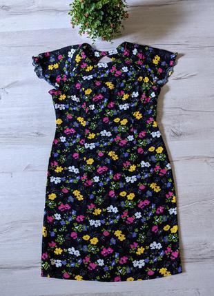 Цветочное платье 👗