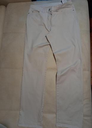 Брюки тонкие джинсы gerry weber ,размер 40