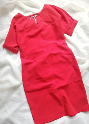 Красное платье l-xl
