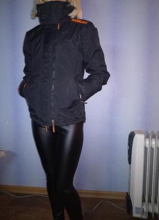 Курточка на флисе super dry