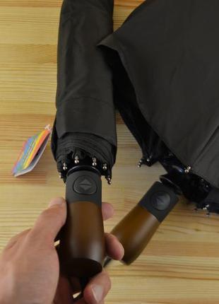 Складной зонтик зонт автомат 10 спиц / складна парасолька парасоля автомат жіноча чоловіча