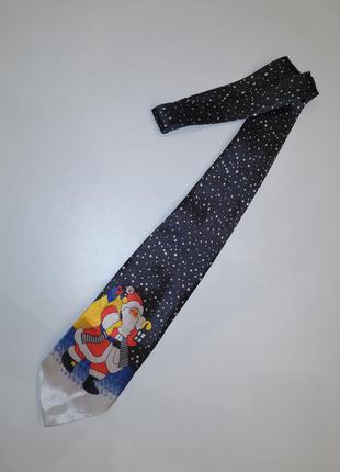 Новогодний галстук / новый год / рождество
