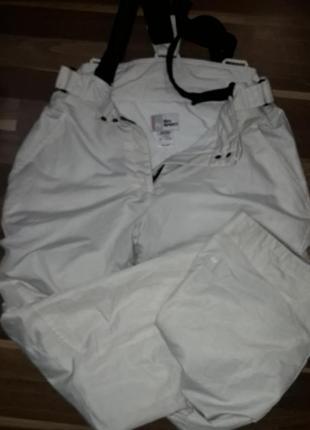 Лыжные штаны quechua размер 42