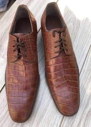 Стильные актуальные туфли натуральные кожаные ручной работы пошив на заказ zara asos h&m тренд