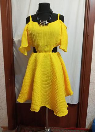 Платье коктельное,,новое, xl, ц.220 гр