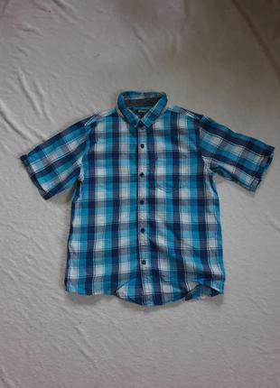 Рубашка для мальчика  9,-11 лет