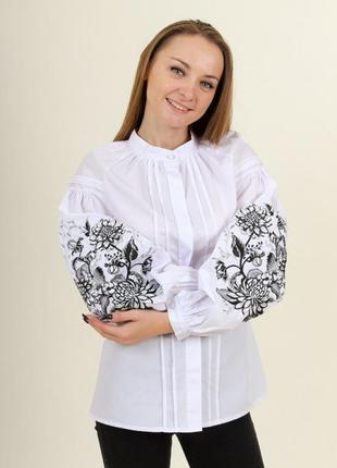 Сорочка з вишивкою, вишиванка