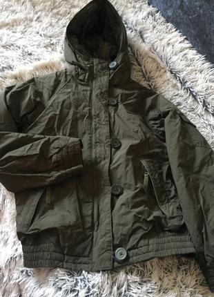 Куртка демисезонная укороченная columbia