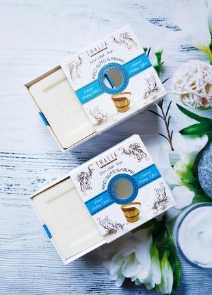 Акция! натуральное мыло с козьим молоком thalia, 150 гр