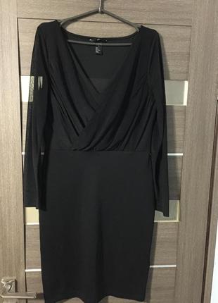 Красивое платье от h&m (m)