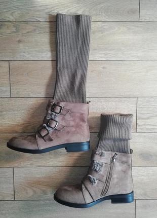 Сапожки, полуботиночки, ботинки, черевики