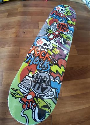 Скейт средний 60см