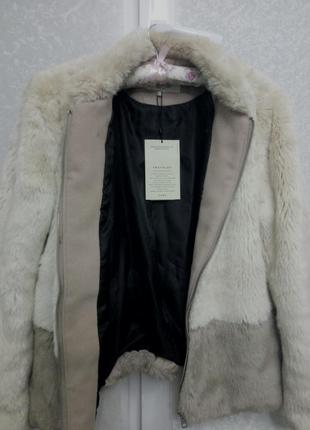 Полушубок(куртка) от zara