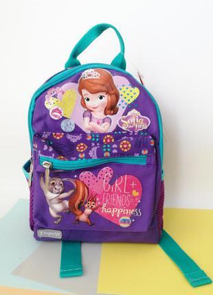 Рюкзачок дитячий садок софія дошкільний рюкзак ранець