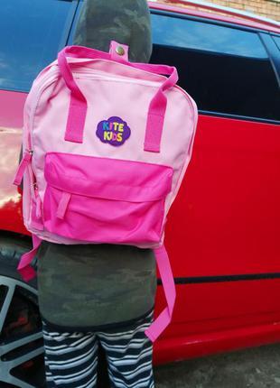 Ранець рюкзак дошкільний дитячий садок кайт kite