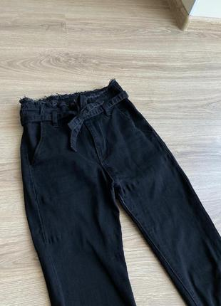 Джинси висока посадка джинсы