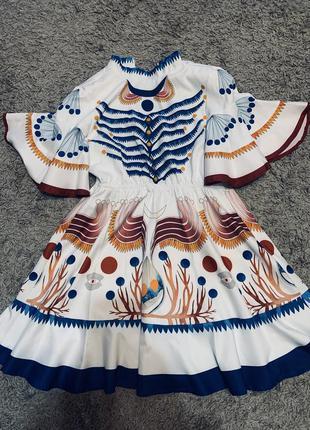 Брендовое платье dior