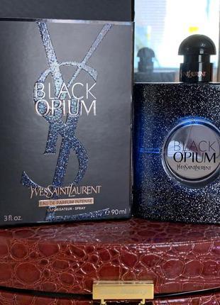 Распив оригинальной парфюмерии yves saint laurent black opium intense