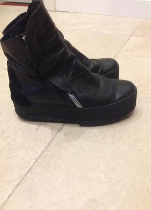 Ботинки платформа cinzia araia