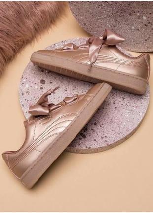 Puma basket 🔥кожаные кеды кроссовки