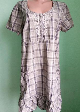 Платье kappahl, р. 50. хлопок