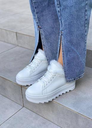 Женские ботинки зимние 9421