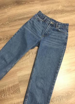 Bershka mom джинсы мом бершка